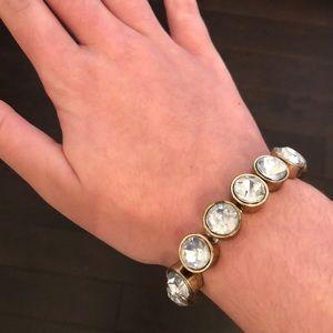 Gem Gold Bracelet